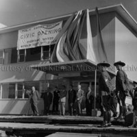 Opening Public Safety Building