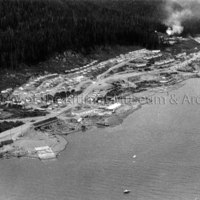 Aerial view of Smeltersite