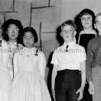 Cormorant Elementary School top students