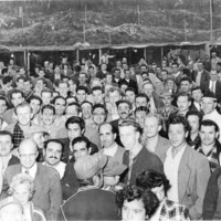 A Crowd Gathers