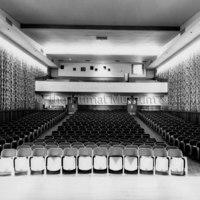 Interior of Nechako Theatre