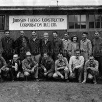 Executive staff of Johnson Crooks Construction
