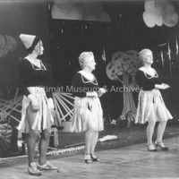 Phillis Powell and Companions Dancing at Telethon