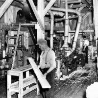 Planing mill