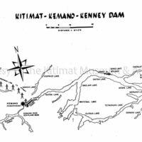 Kitimat-Kemano Kenney Dam
