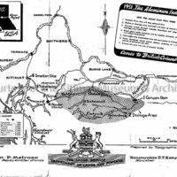 Alcan plan map