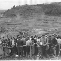 Kenney Dam official naming ceremony