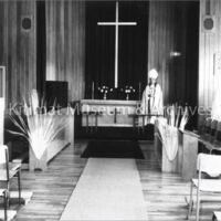 Interior of Christ Church Anglican