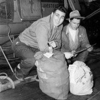 First air mail via PWA