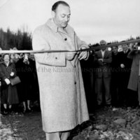 Terrace to Kitimat highway No. 25 opening