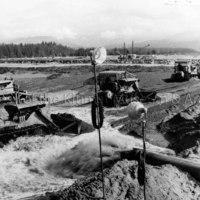 Smelter site preparation