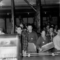 Workers in the Mess Hall