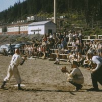 Youth softball at Smeltersite