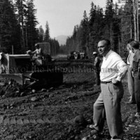 Construction of Highway No. 25