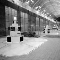 Powerhouse interior
