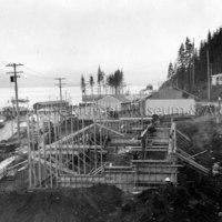 Smeltersite school construction